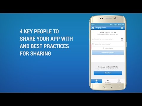 Sharing Your App: Best Practices and 4 Key People to Share Your App