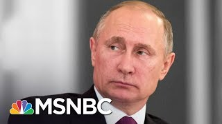 Congressman Gerry Connolly: Vladimir Putin Will Read Trump 'In A Heartbeat' | The 11th Hour | MSNBC