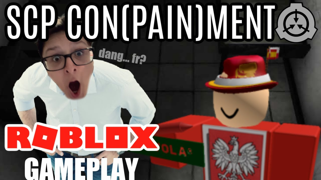 ROBLOX Gameplay - SCP Containment