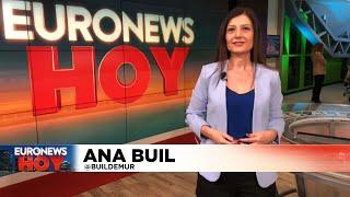 Euronews Hoy  Las noticias del jueves 3 de diciembre de 2020