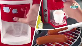 Kuchyňka pro děti Tefal French Touch Smoby elektro