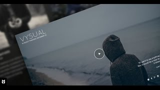 VYSUAL Wordpress Theme Review & Demo   Responsive Film Campaign WP Theme   VYSUAL Price & How to Install