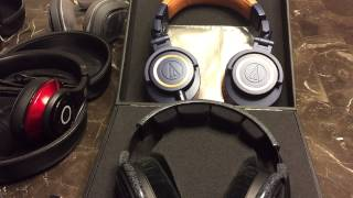 sennheiser hd600 vs audio technica m50x