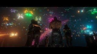 Похороны Йонду, Стражи Галактики. Часть 2(Guardians of the Galaxy Vol. 2)