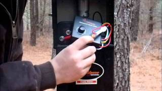 """Wild Game Innovations reviews"" Metal Monster-P and IR4C 4 MP trail camera"