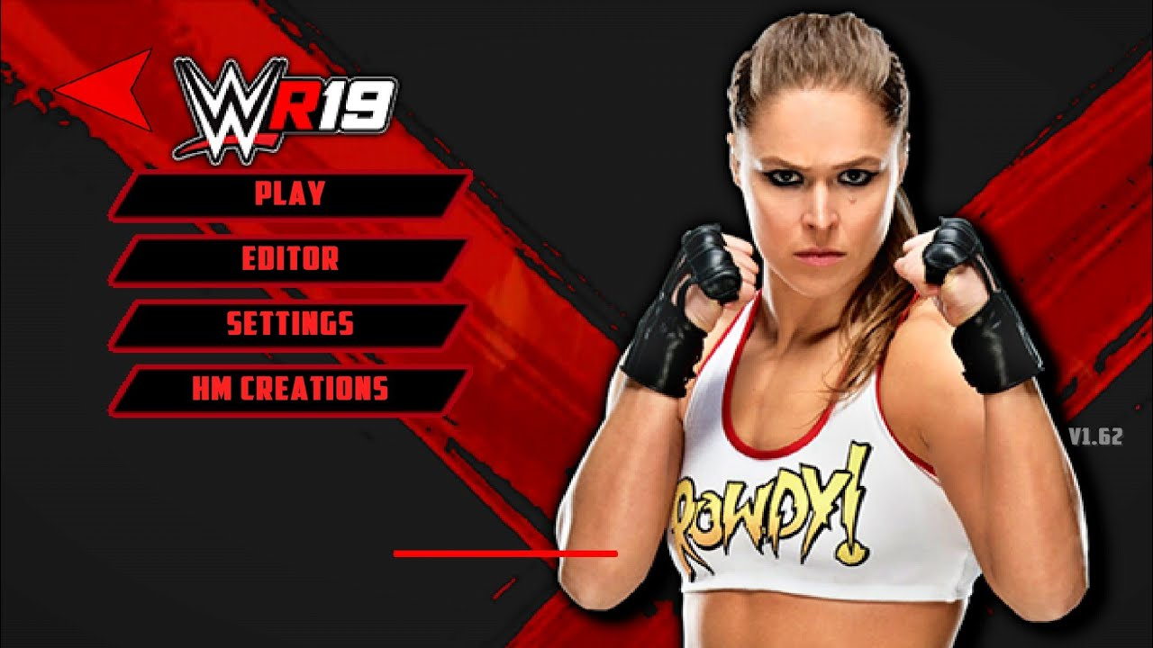 Download WWE 2K19 Android    Greatest WR3D MOD    HD