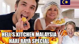 HELL'S KITCHEN MALAYSIA! (PINEAPPLE TARTS HARI RAYA SPECIAL)