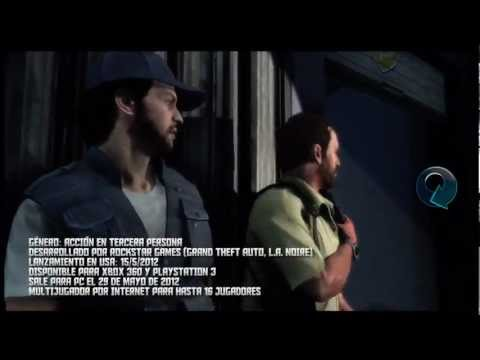 Max Payne 3 - VIDEO ANALISIS