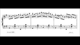Charles Gounod - Matinée de Mai op. posth. (1896) [Score]
