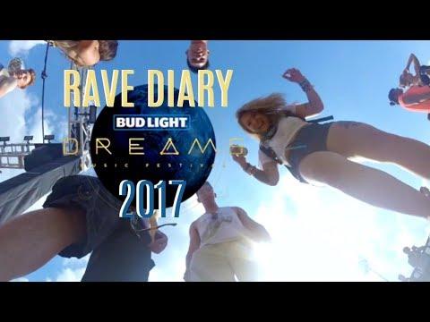 DREAMS FESTIVAL 2017 | Toronto Rave Vlog 2017