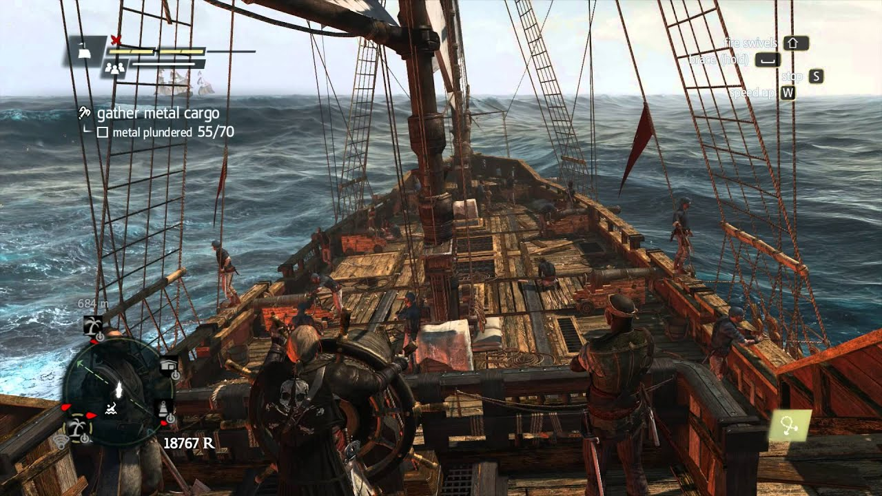 Assassin's Creed IV Black Flag - Gather Metal Cargo ...