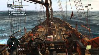 Assassin's Creed IV Black Flag - Gather Metal Cargo (Florida 100%) Part: 54 (HD)
