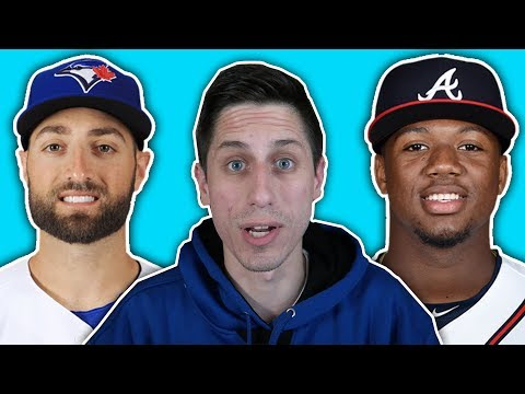 Kevin Pillar TRADED to Giants + Ronald Acuna HUGE Contract!
