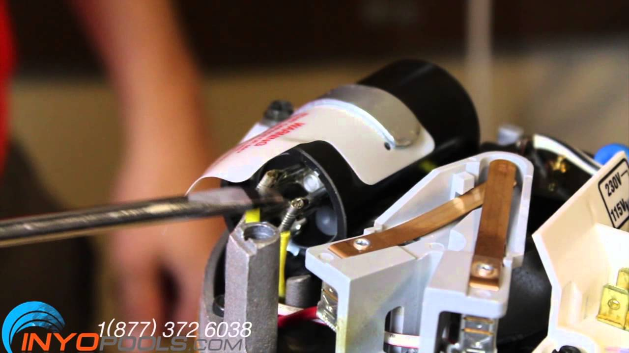 Ao Smith Motor Wiring Schematic How To Replace Your Pool Pump S Capacitor Youtube