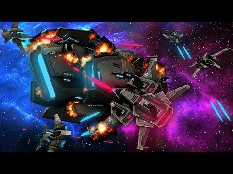 3D Space Combat: Android Live Wallpaper
