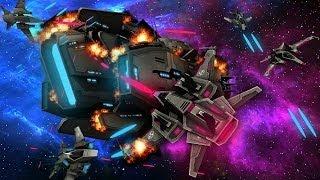 Live Space Battle Wallpaper