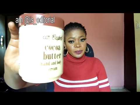 COCO-BUTTER BODY MOISTURISING SMOOTHING LOTION REVIEW