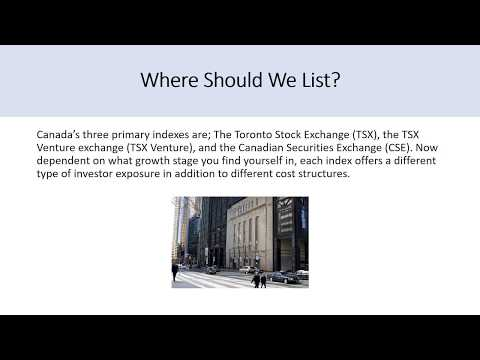 Going Public In Canada - Pros and Cons of An IPO Explained