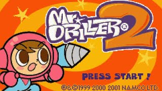 James & Friends Look-At: Mr. Driller 2 (GBA)