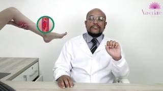 No tromboflebite para de tratamento gravidez da fatores risco
