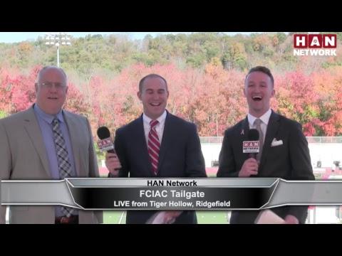 HAN FCIAC Tailgate: High School Football Pregame Show 10.21.17