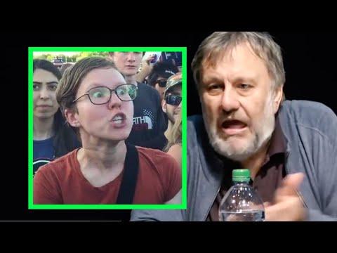 Slavoj Žižek — Why white liberals love identity politics