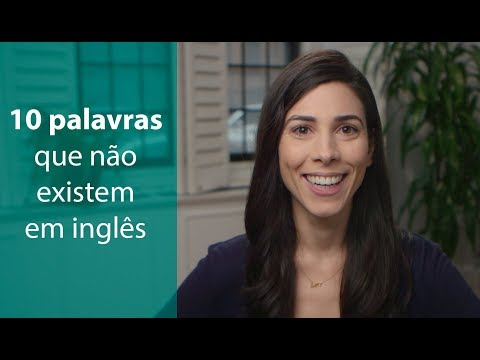 10 words from Portuguese that don't exist in English