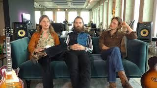 Rockband DeWolff hekelt moderne opnametechnieken