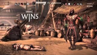 Mortal Kombat X NEW 2015 ULTIMATIV MODE
