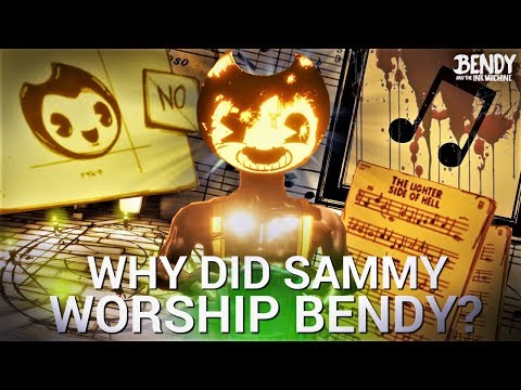 Why Sammy Lawrence REALLY Worshipped Bendy... (Bendy & the Ink Machine Theories)