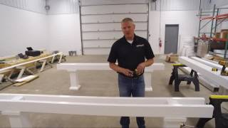 Step 6 - Attach Rafters to Beam