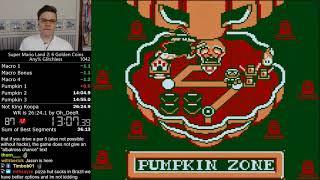 (26:23.9) Super Mario Land 2 any% glitchless speedrun *World Record*