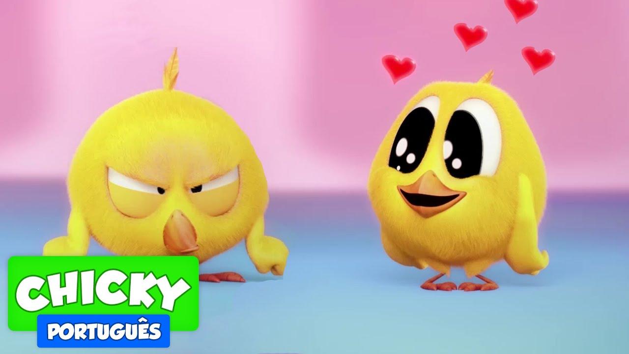 Onde está Chicky? 2020 | DUPLA IDENTIDADE | Desenhos Animados Infantil