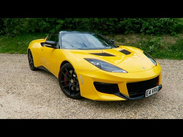 I Fell In Love With A Lotus Evora