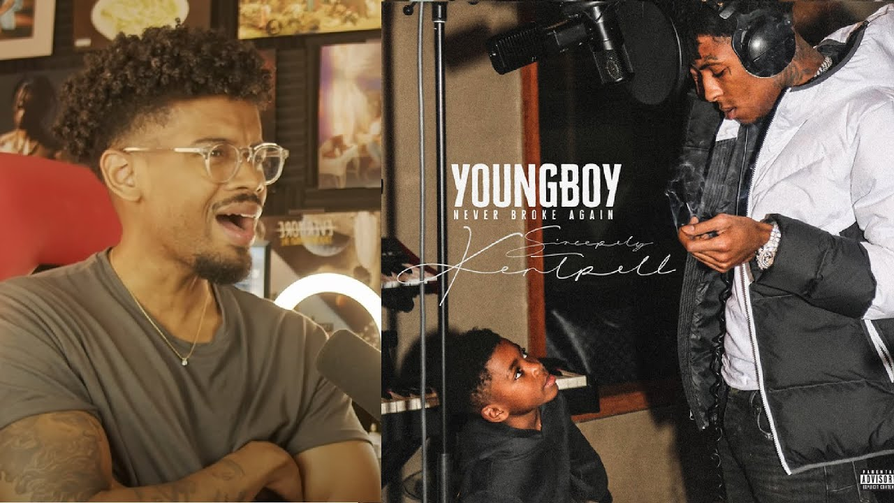 NBA YoungBoy - First REACTION/REVIEW
