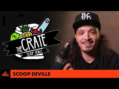 Scoop DeVille Makes A Beat On The Spot  The Crate
