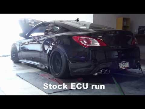 SFR ECU Reflash for Genesis Coupe 3.8 V6