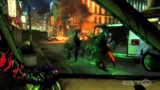 The Darkness II - Swarm Exclusive Trailer (PC, PS3, Xbox 360)