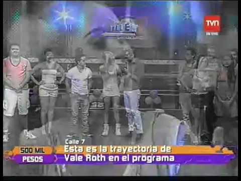 ¡La trayectoria de Vale Roth en Calle 7! - YouTube