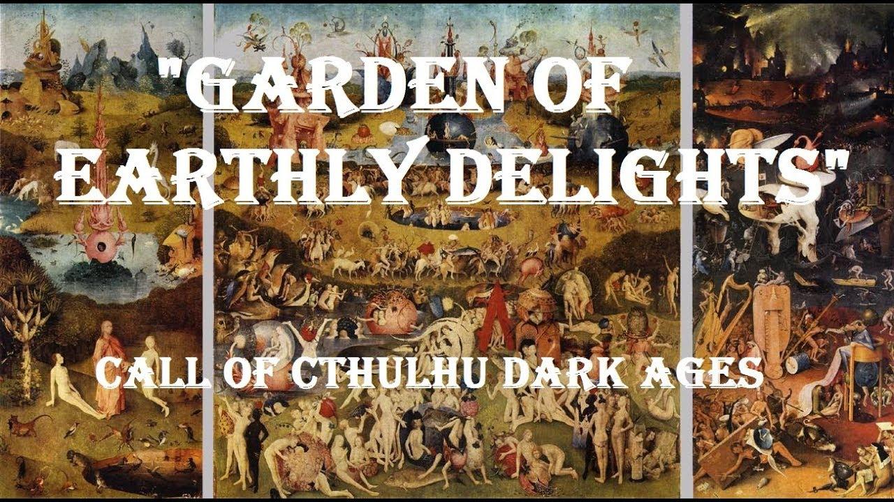Garden of Earthly Delights\
