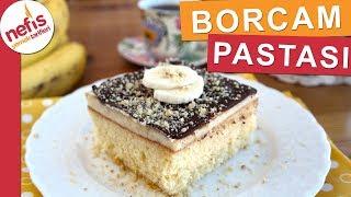 Borcam Pastası - En kolay yaş pasta tarifi