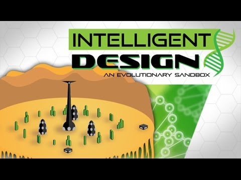 Intelligent Design: An Evolutionary Sandbox Game