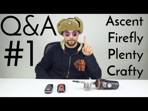 Vaporizer Q&A #1 - Picking My First Weed Vape