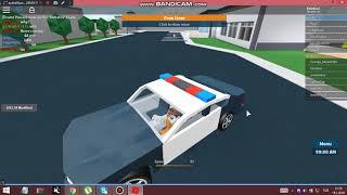Roblox prison vie v2.0.2 échappé de prison et a été pris:)