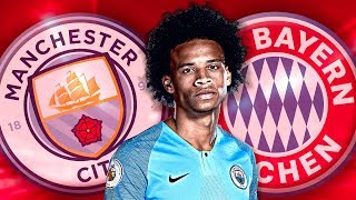 Why Leroy Sane Can Win Bayern Munich The Champions League!   #ContinentalClub