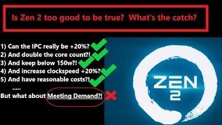 AMD Zen 2: What
