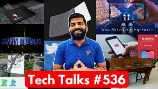 Tech Talks #536 - VIdCon US, Redmi 6 Pro, BSNL Free 20Mbps, Snapdragon 7nm, Pokemon Go