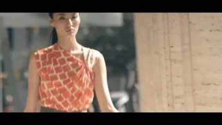 Bonnie Chen & Ben Hill in Ad Campaign for Kenneth Cole, Spring/Summer 2011 Thumbnail
