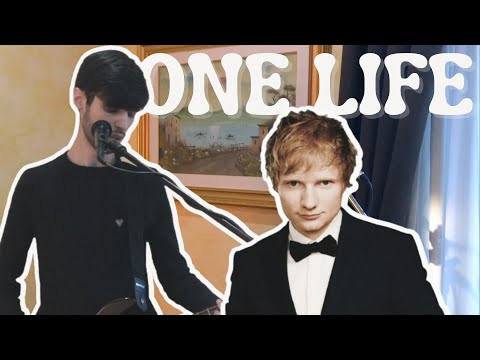 "Ed Sheeran - One Life (From ""Yesterday"") [loop cover - Federico Madeddu]"