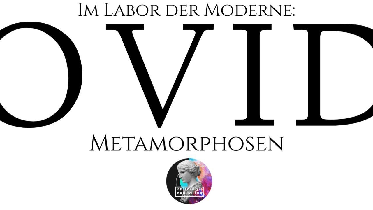 Download Im Labor der Moderne: Ovid, Metamorphosen I